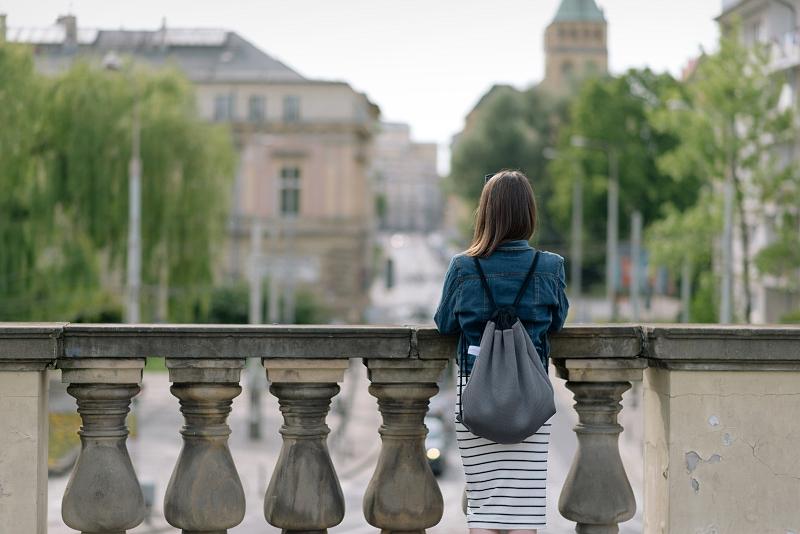 Modny plecak na weekendowy wypad