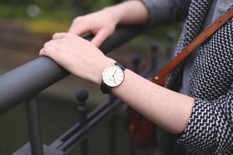 Klasyczny zegarek dla kobiet