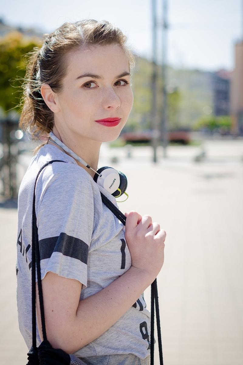 Moda uliczna w Gdyni