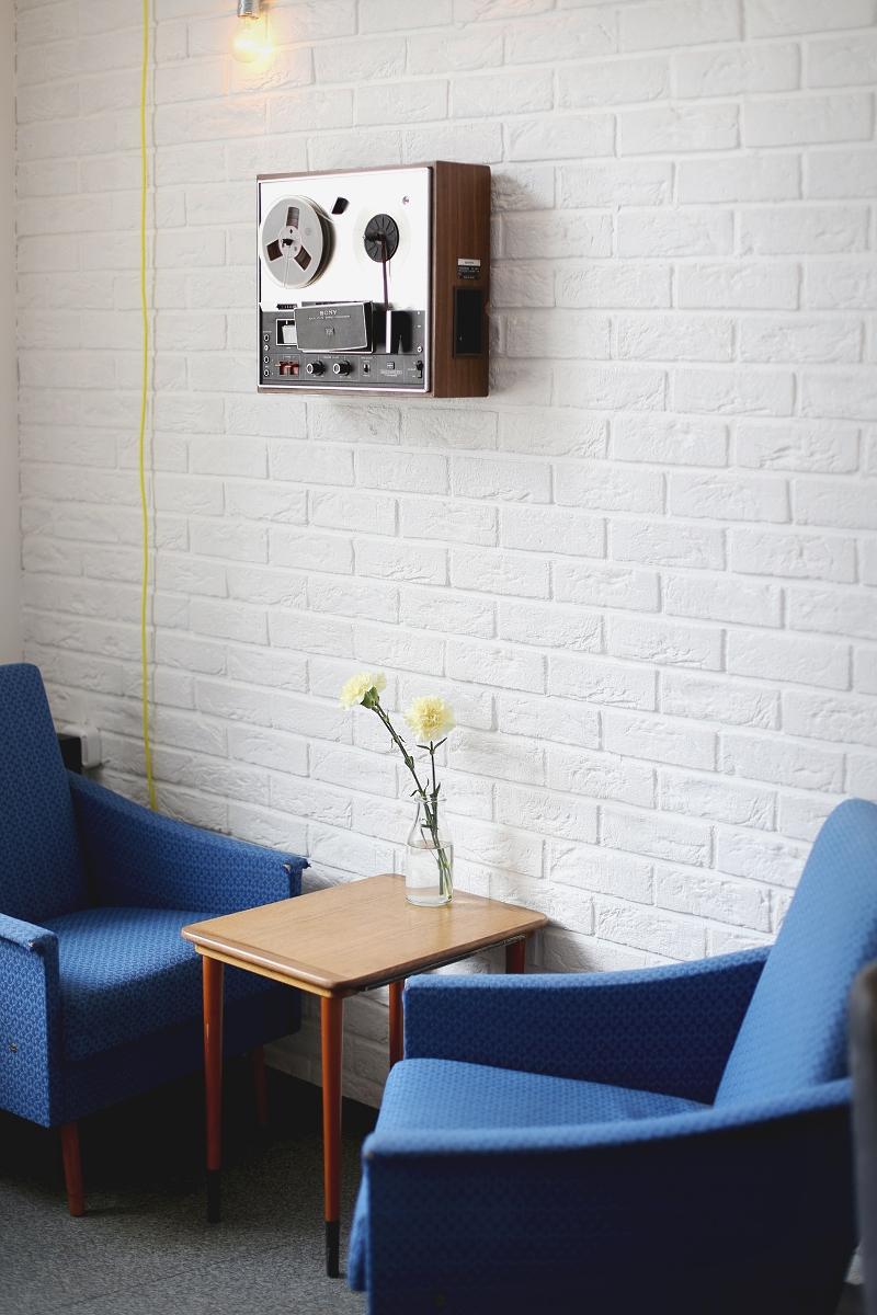 Wnętrze kawiarni Kurhaus