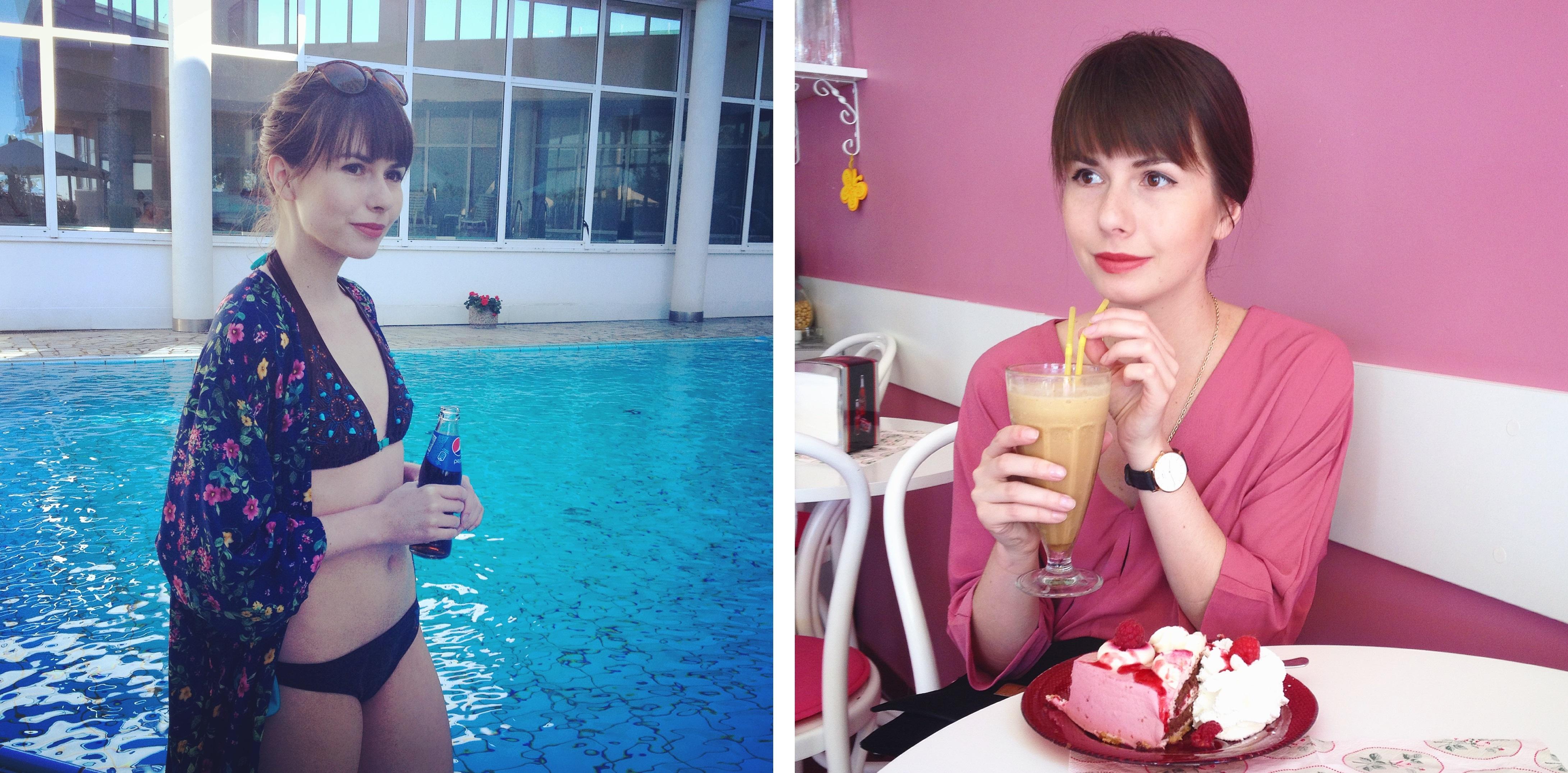 Instagram mix międzyzdroje na basenie