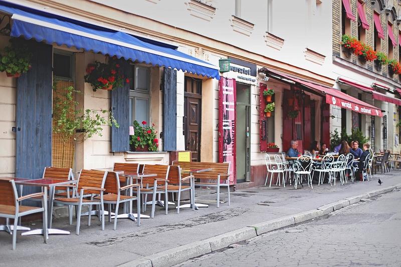 Kawiarnie i restauracje w Krakowie