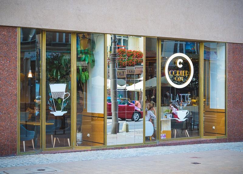Kawiarnia Corner Cafe Gdynia