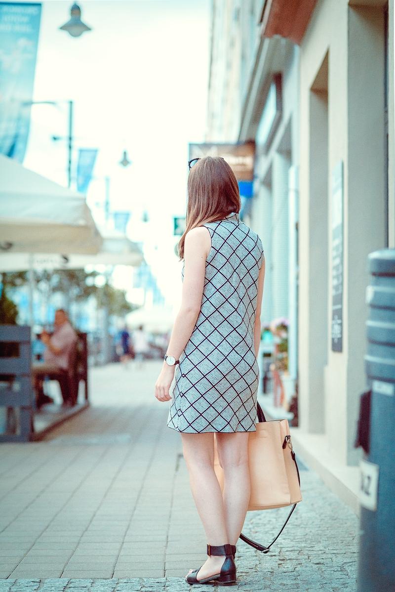 Prosta sukienka