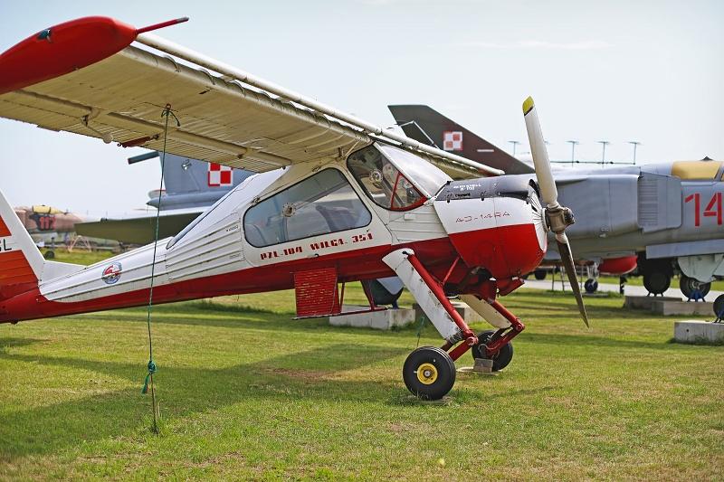 Samoloty i śmigłowce w Dęblinie