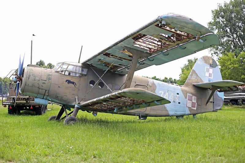 Lotnictwo - muzeum na Lubelszczyźnie