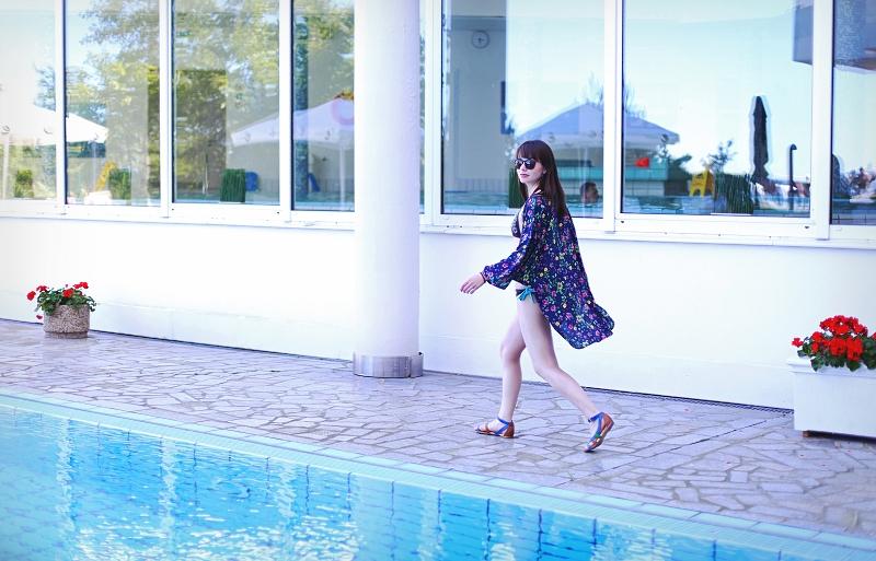 Jak ubrać się na basen