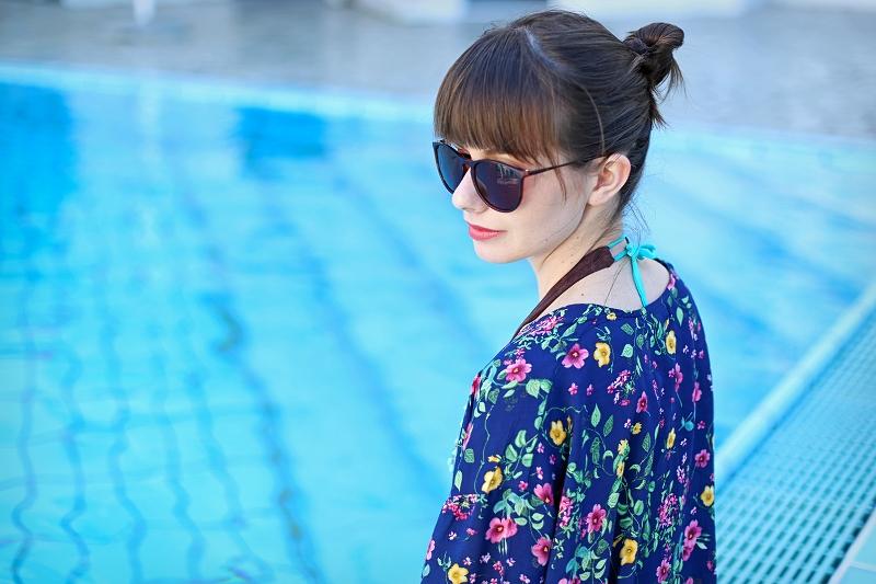 Okulary przeciwsłoneczne do kostiumu