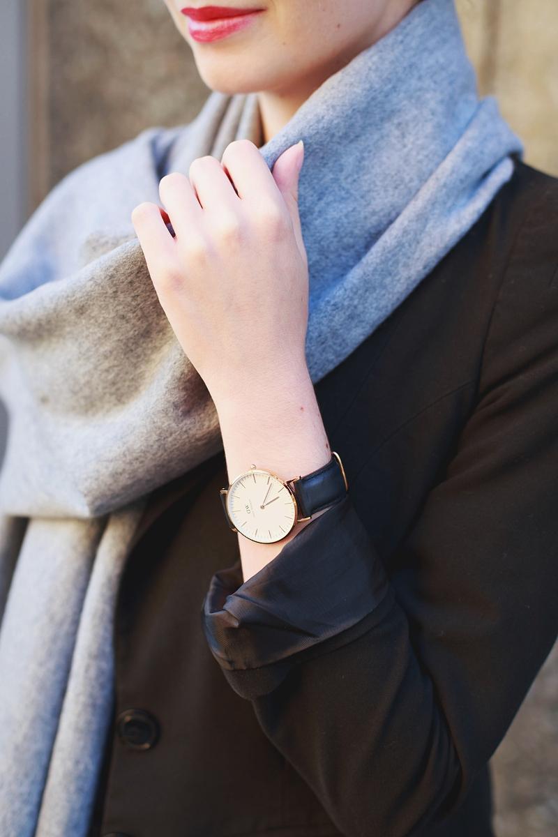 Klasyczny zegarek Daniel Wellington