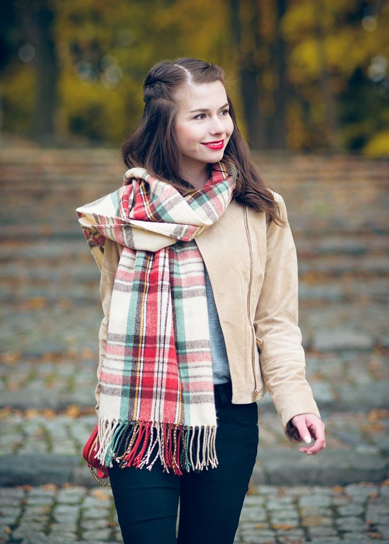Blogerka modowa - sesja zdjęciowa w Gdyni