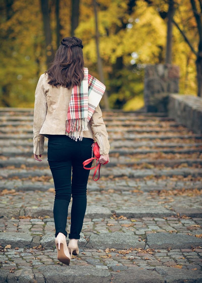 Jesienna sesja zdjęciowa w Gdyni - styliacja