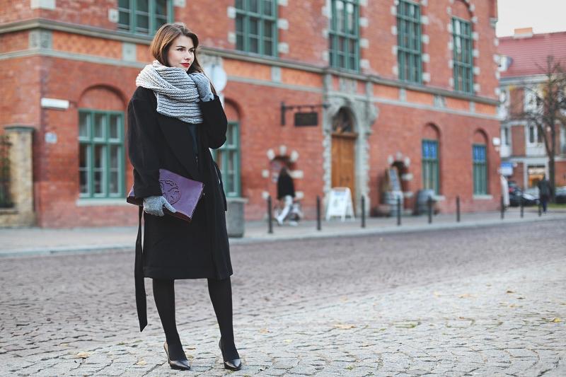 Elegancka stylizacja - sesja zdjęciowa w Gdańsku w centrum