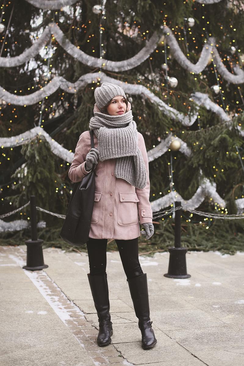 Zimowa sesja zdjęciowa w Gdańsku