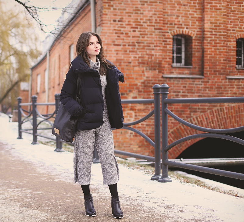 Jak nosić kombinezon zimą