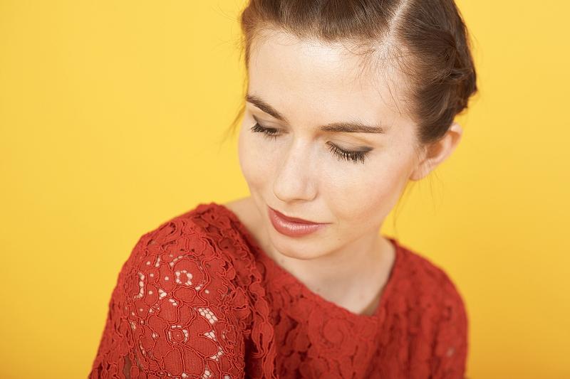 Naturaly make-up - brąz