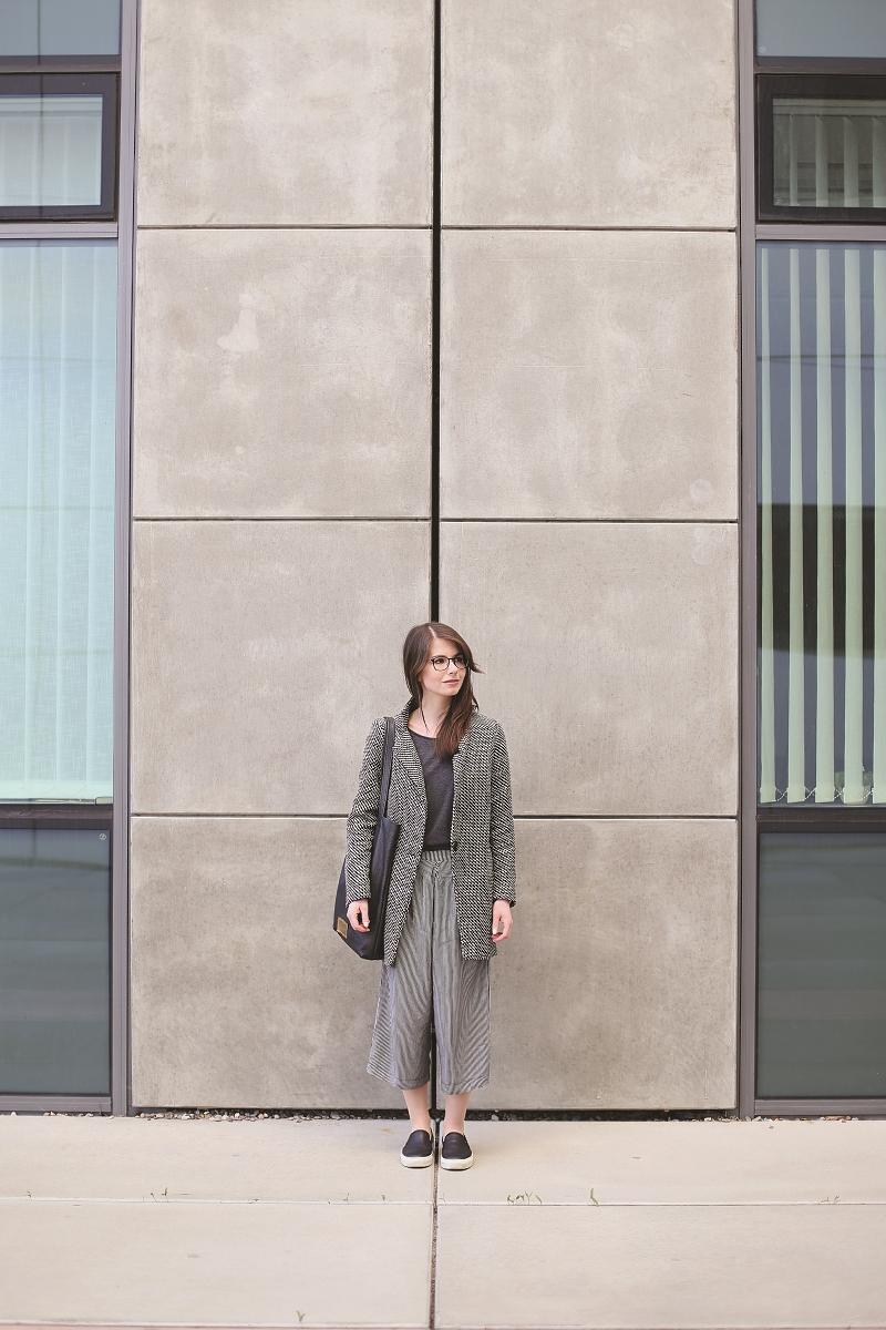 Stay simple - stylizacja minimalistyczna