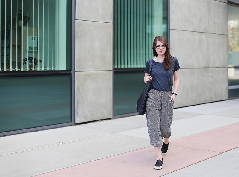 Stay simple - minimalistyczna codzienna stylizacja