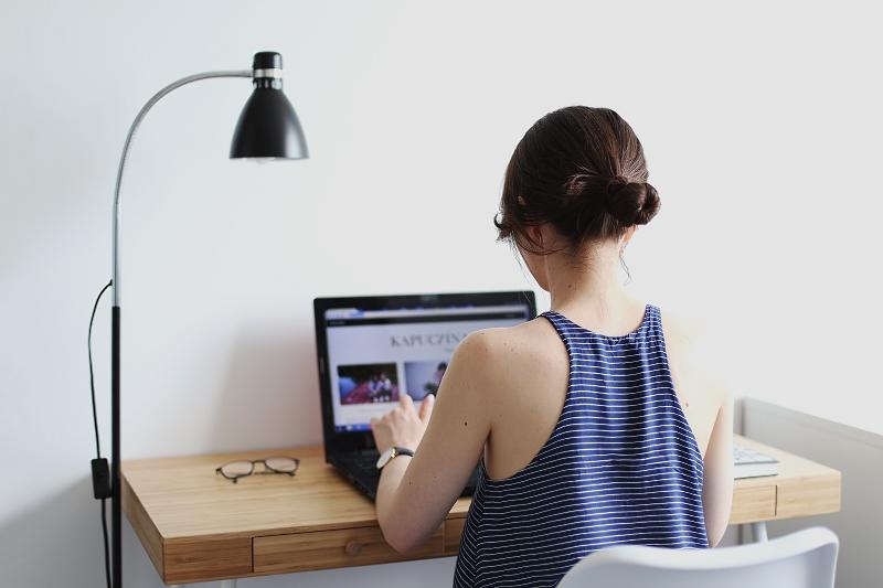 Freelance - organizacja pracy w domu