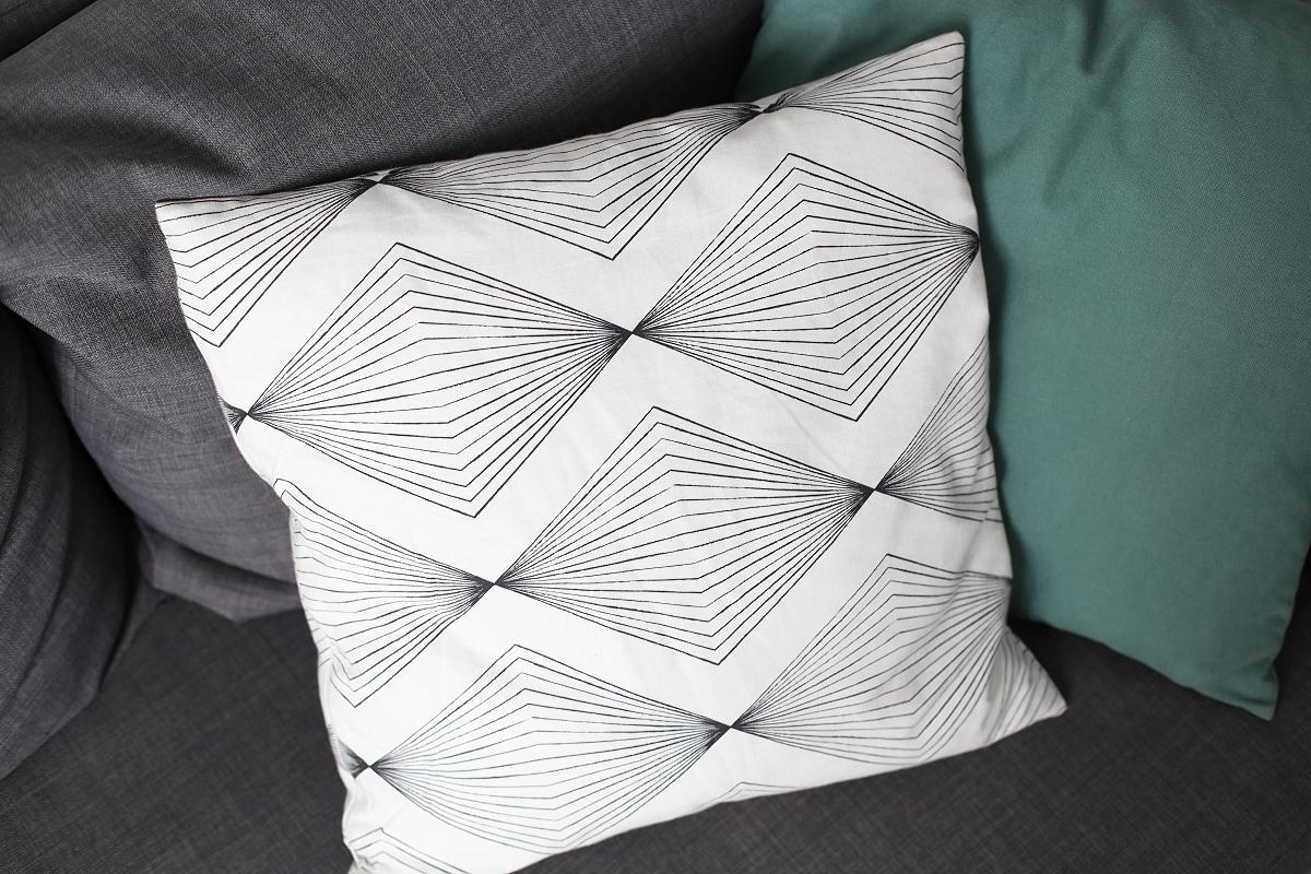 Wystrój wnętrz: poduszki