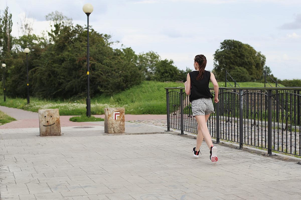 Strój na jogging