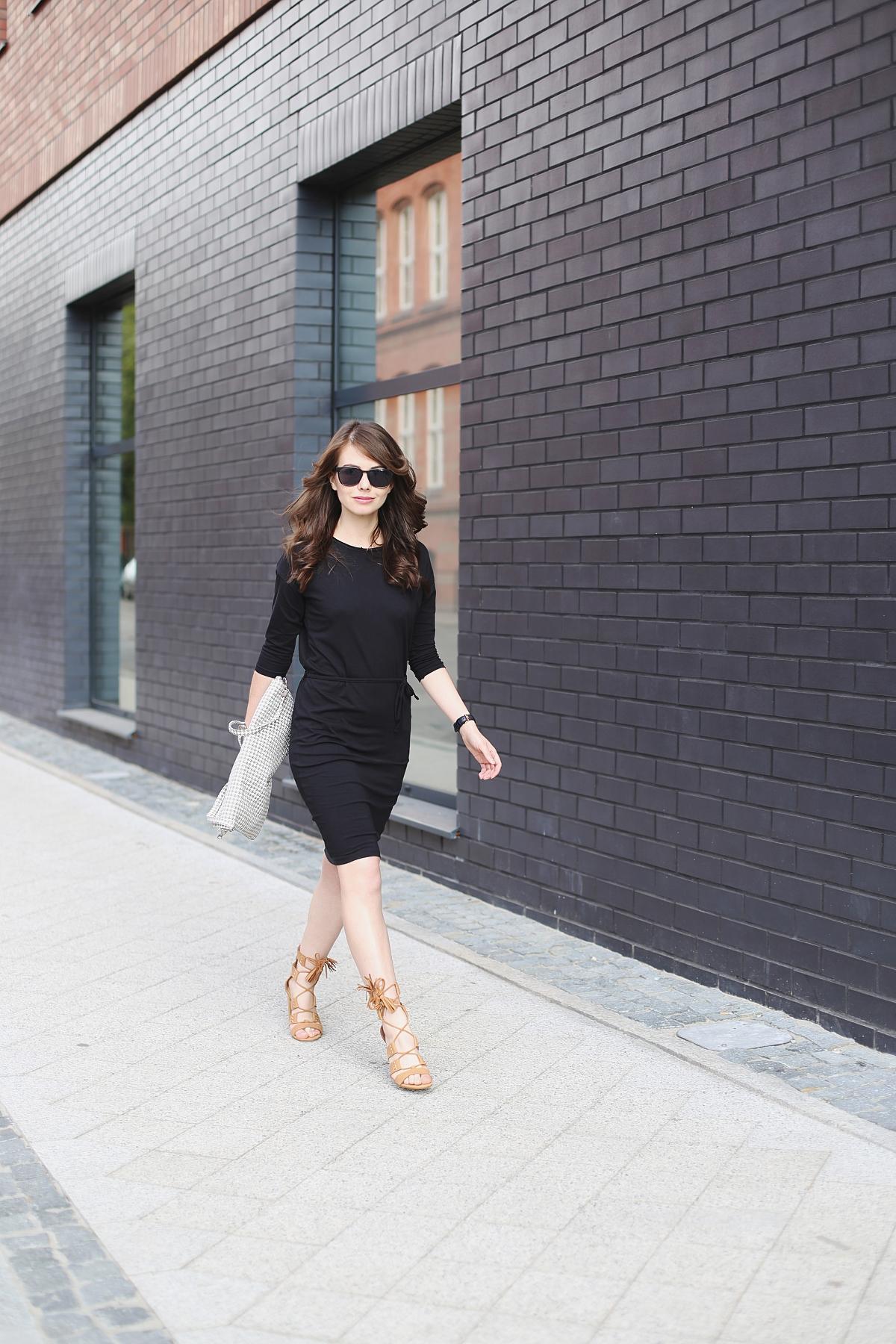 Street style - klasyka i minimalizm
