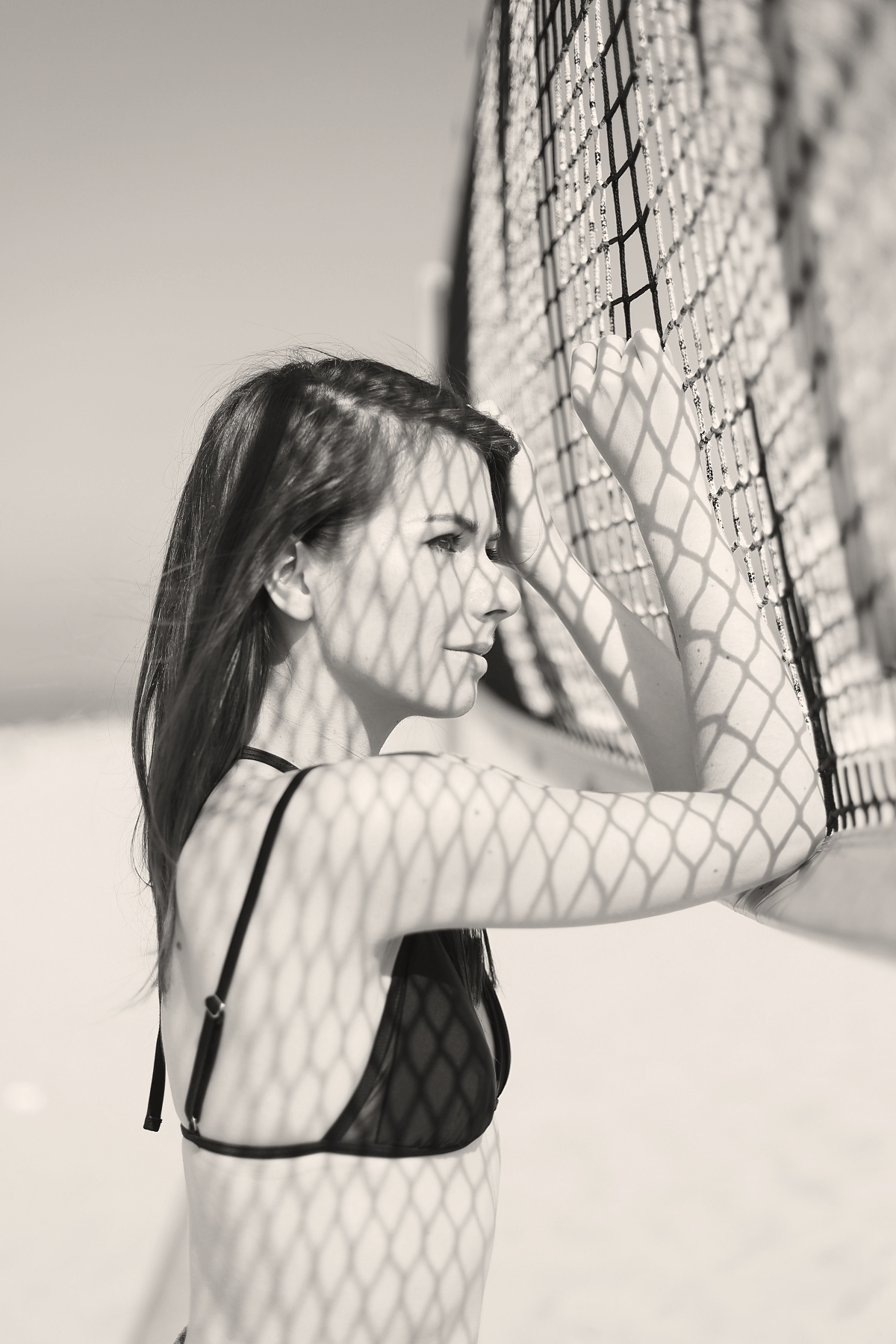 Bikini - sesja na blog
