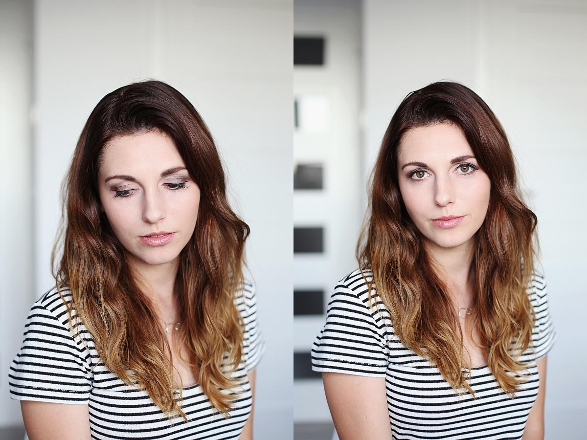 Makijaż wykonany przez Kapuczinę
