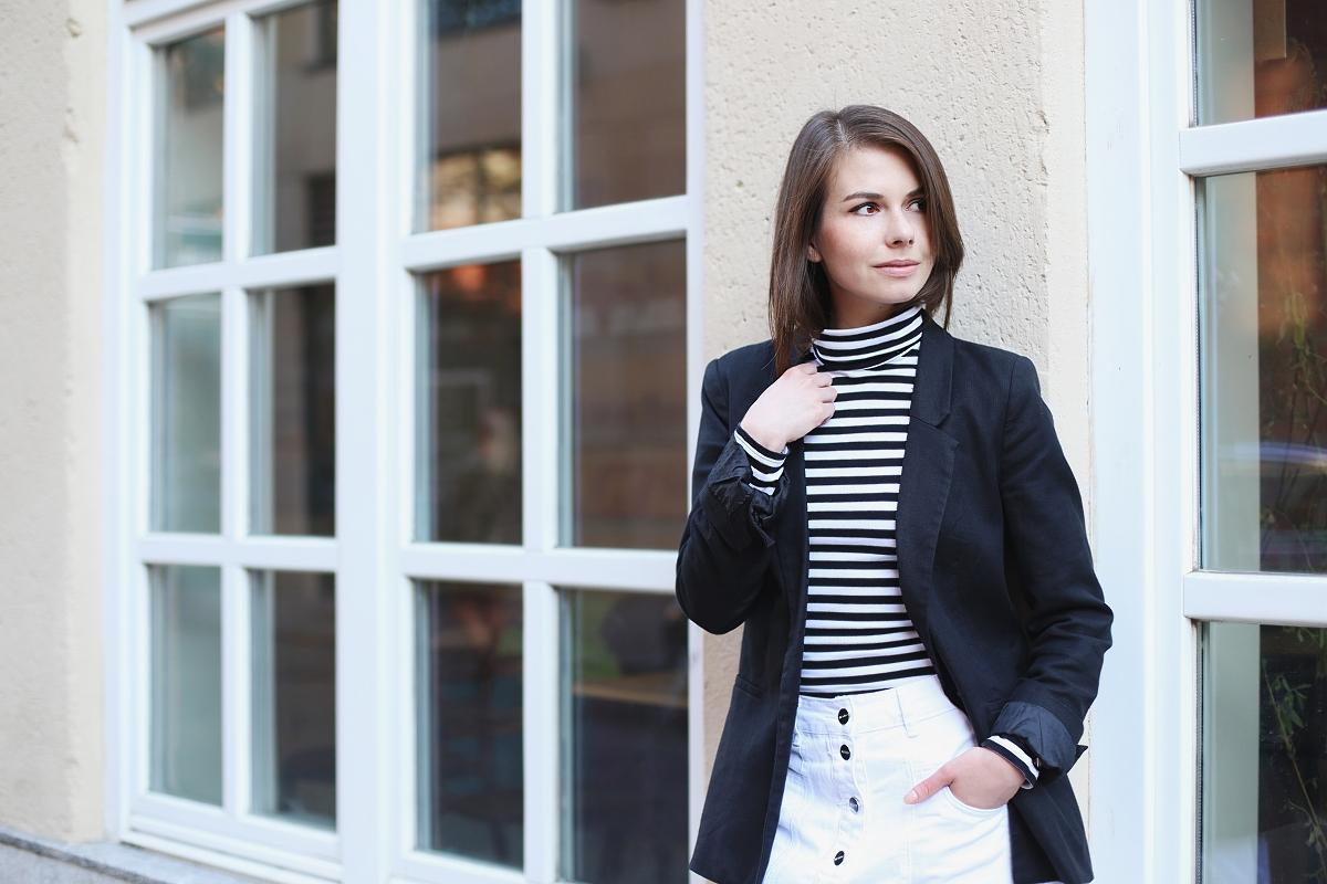 Blog modowy Gdańsk - minimalistyczny zestaw