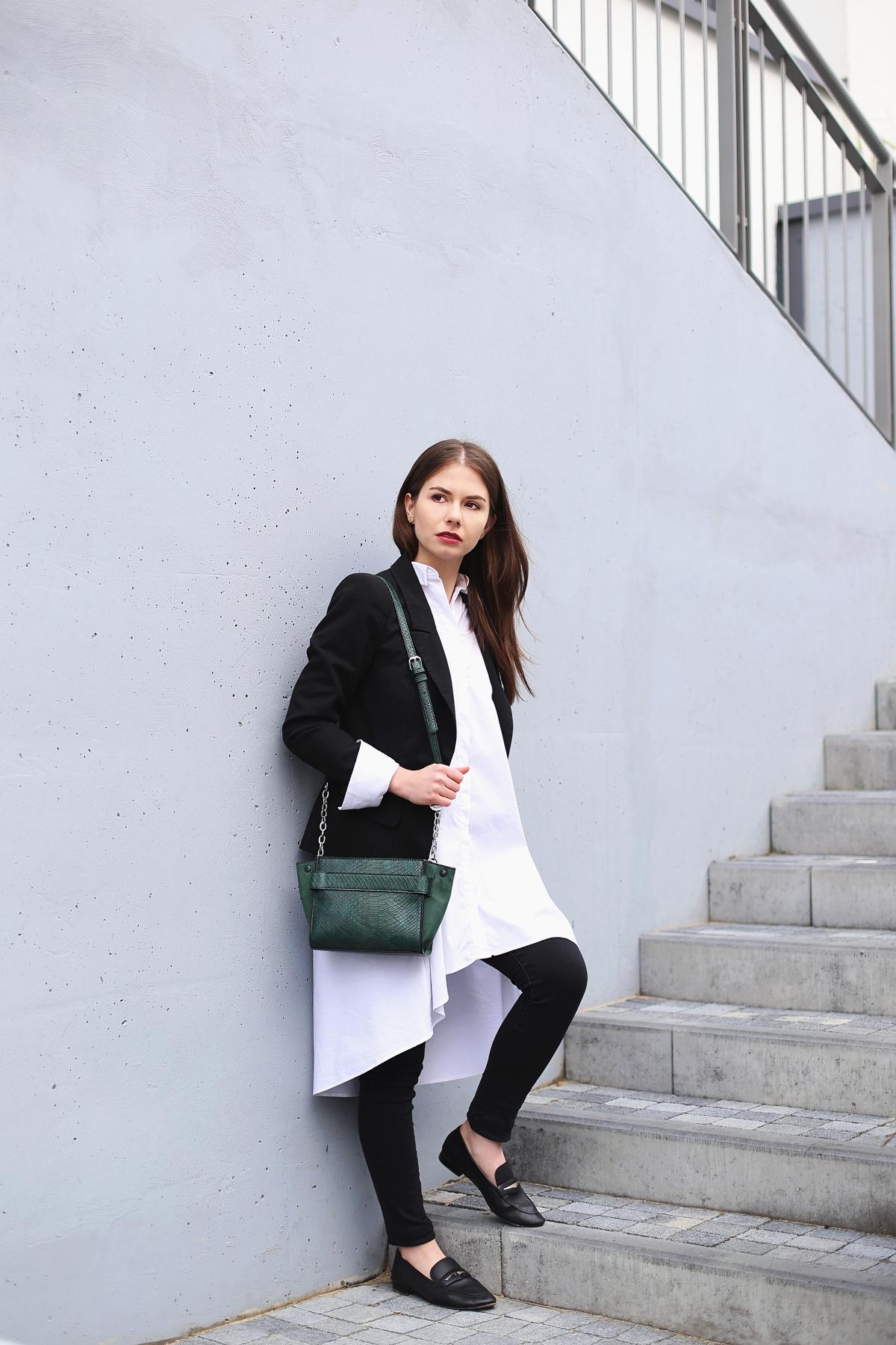 Blog modowy - minimalizm