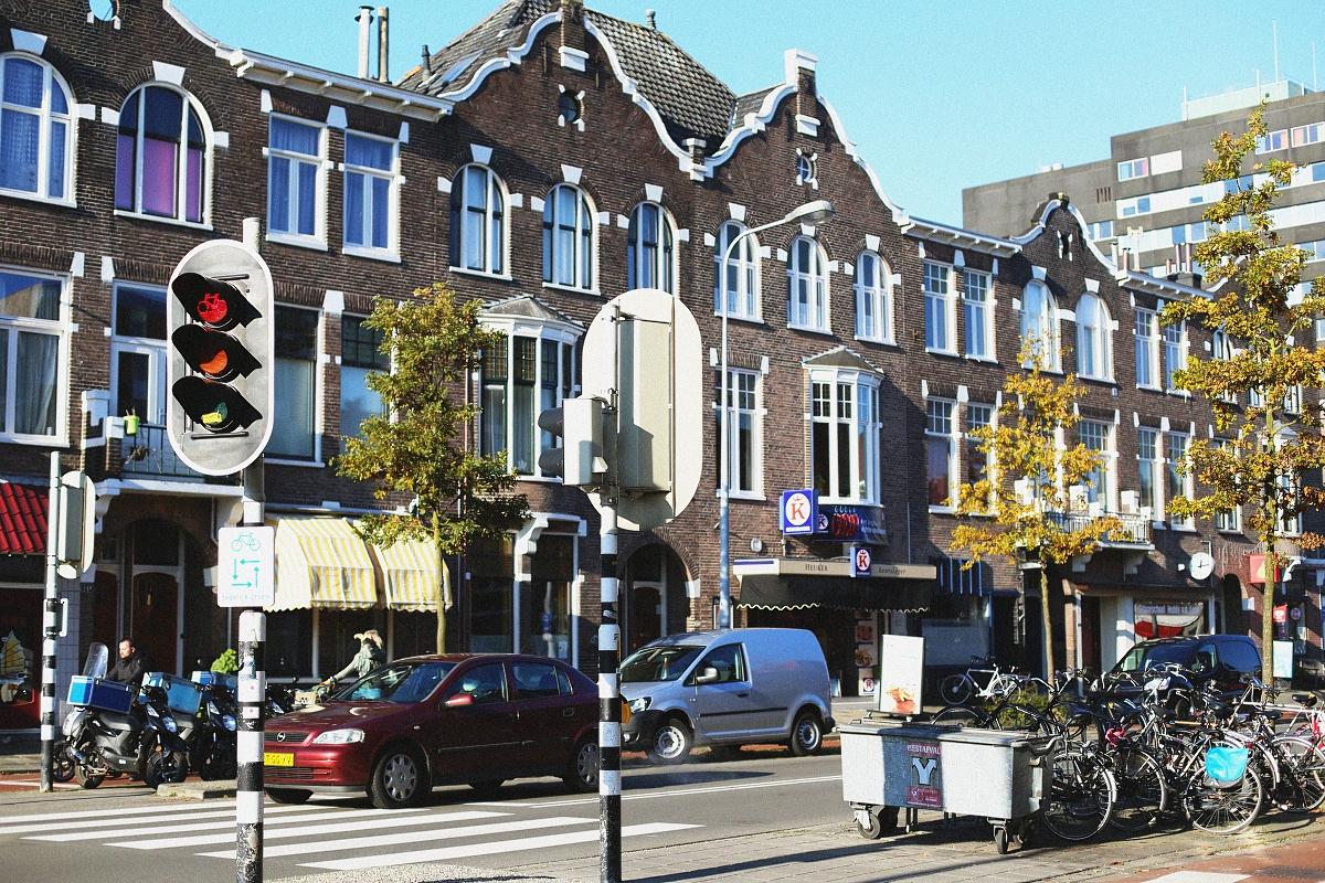 Groningen w Holandii