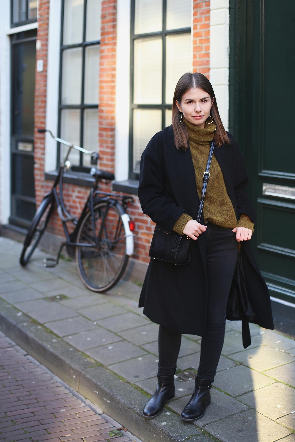 Holandia - sesja zdjęciowa z rowerem w tle