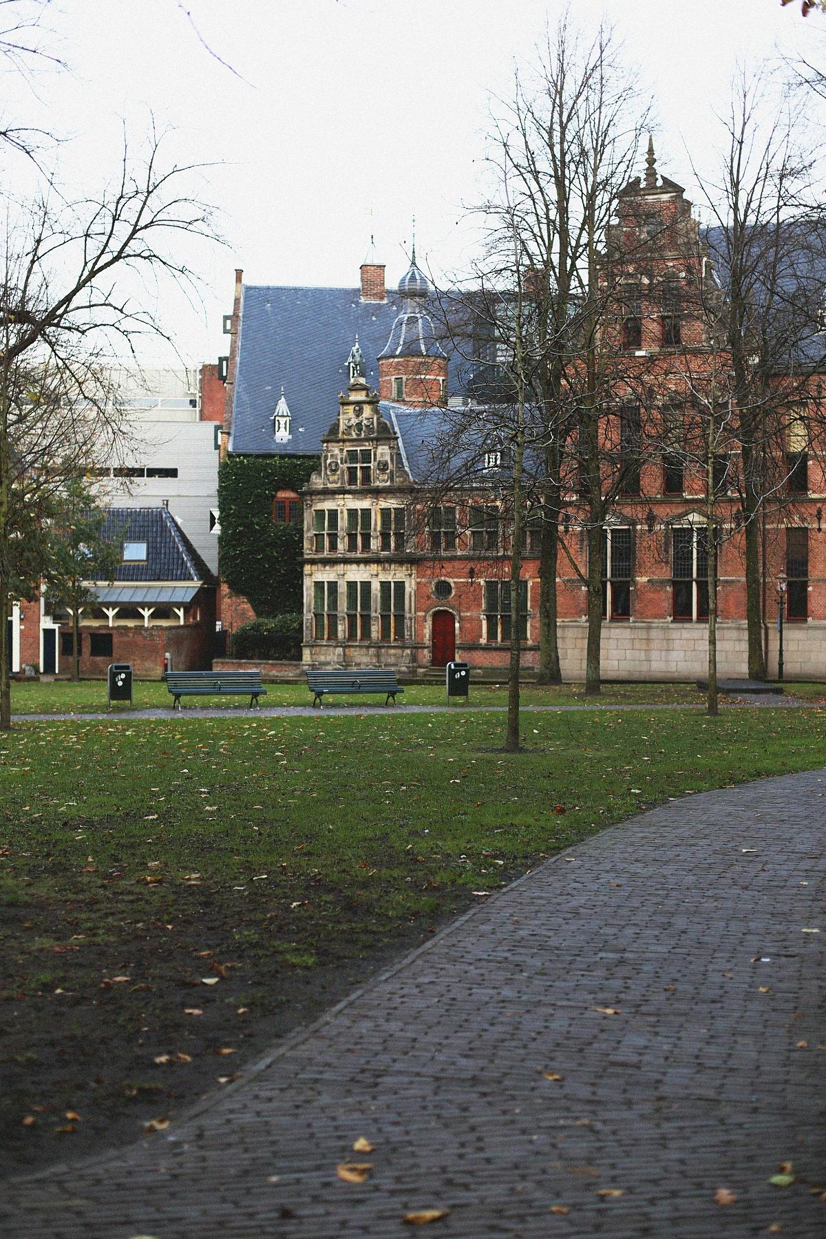 Park w Groningen