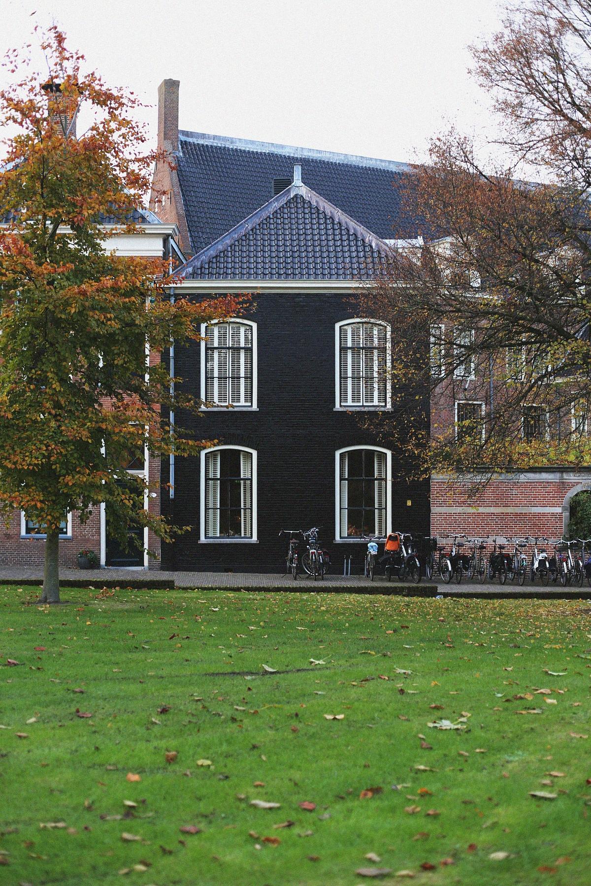 Holandia - architektura