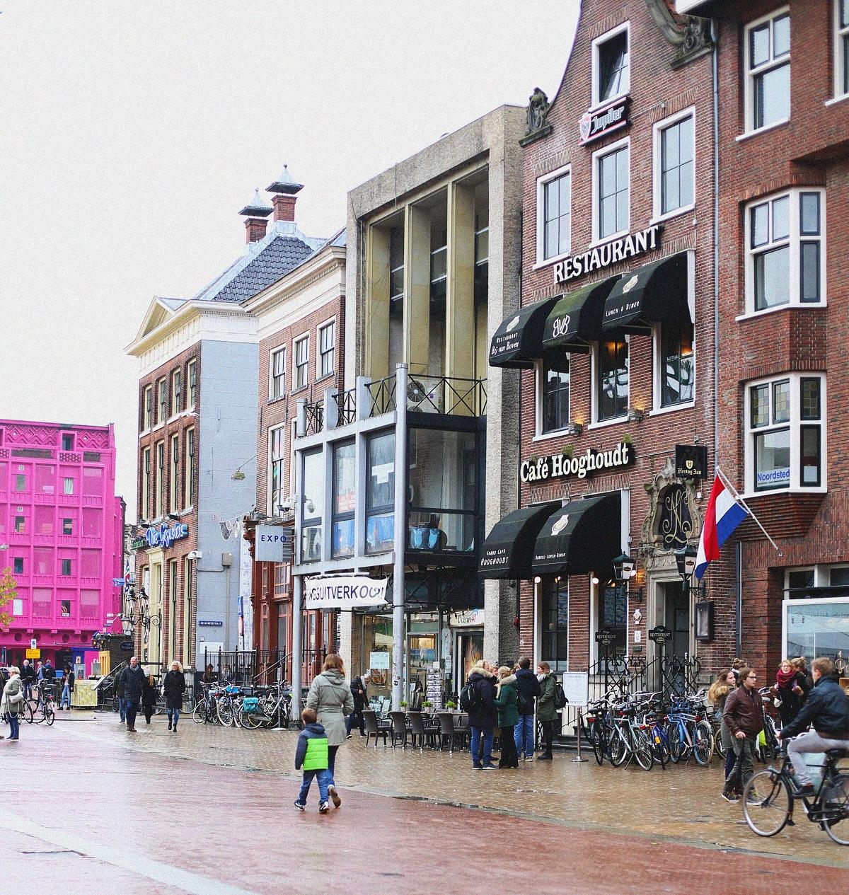Groningen centrum