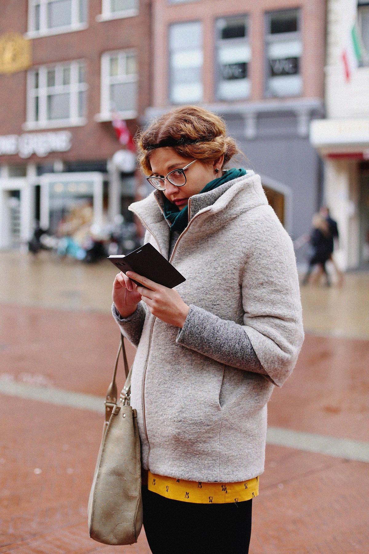Przewodniczka w Groningen