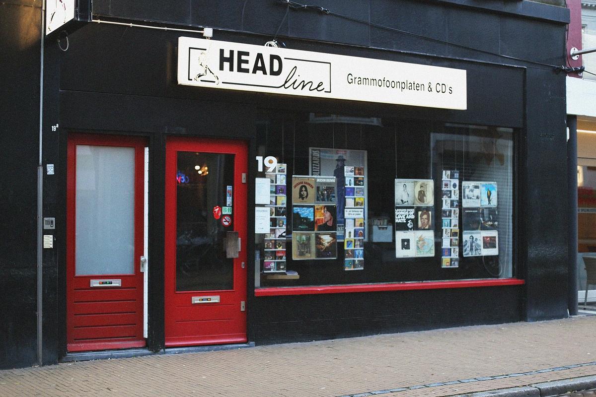 Head line - sklep z winylami i gramofonami