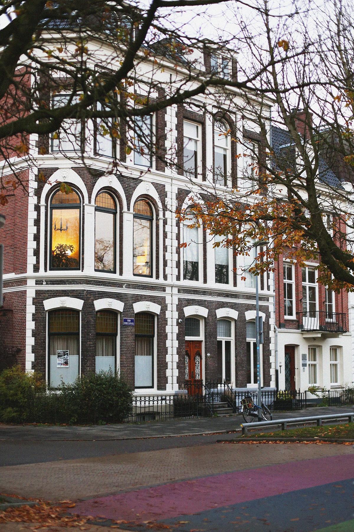 Groningen - najpiękniejsze kamienice