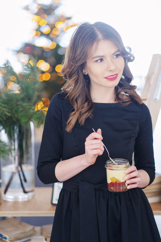 Świąteczna kampania Marie Zelie