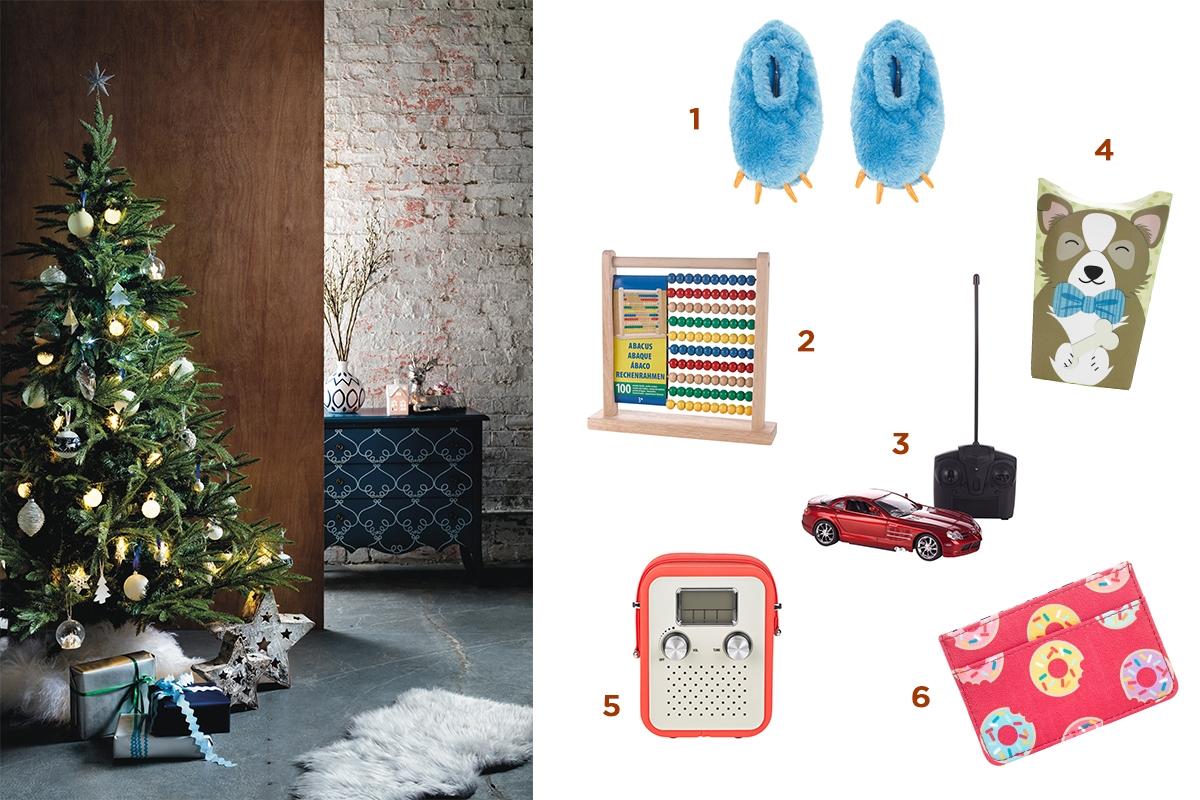 Świąteczne prezenty dla dziecka