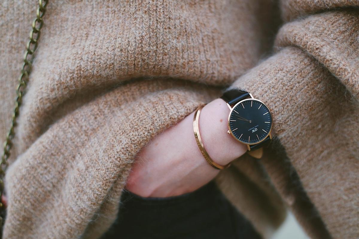 Daniel Wellington - zegarek i bransoletka