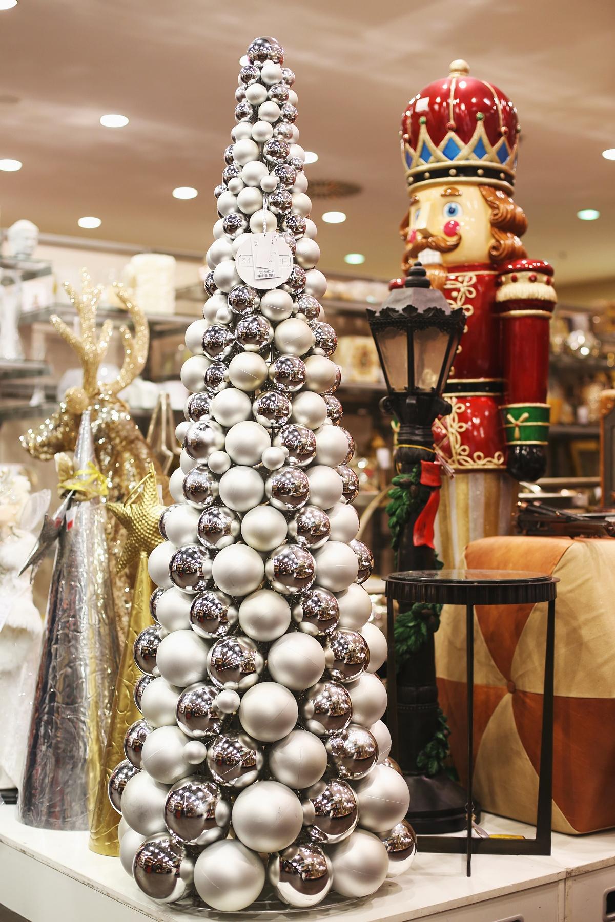 Gigantyczne ozdoby świąteczne
