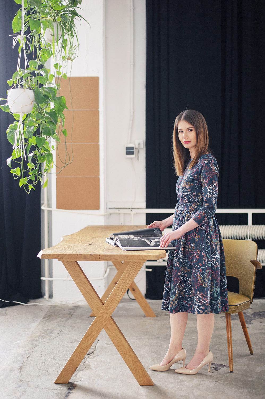 Marie Zelie - kampania nowej kolekcji