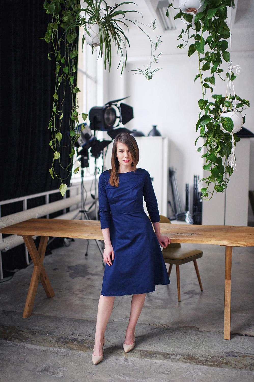 Marie Zelie - kampania nowego fasonu Asteria