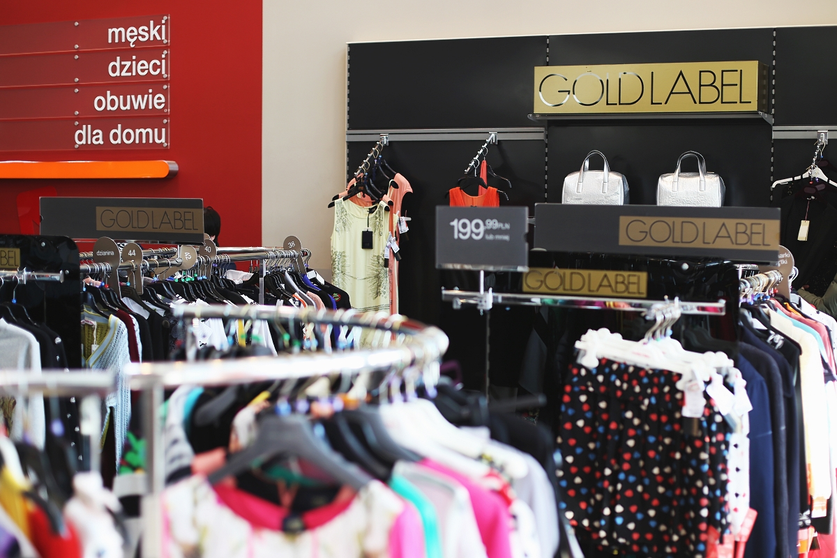 Gold Label Gdańsk TK Maxx Matarnia