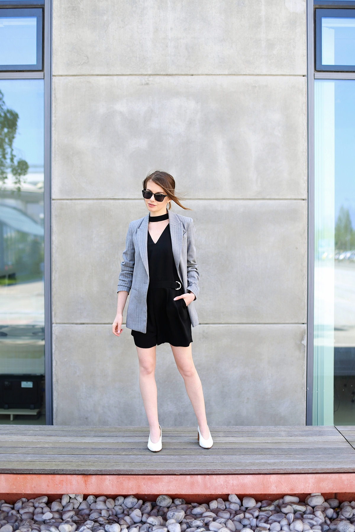 Sesja - blog modowy - minimalizm