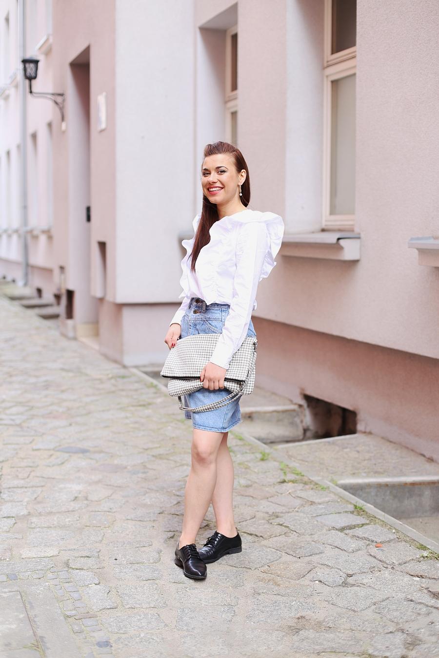 Jeans w wersji retro
