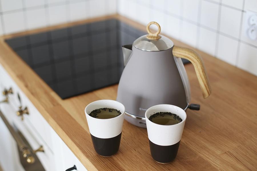 Kuchnia - retro czajnik