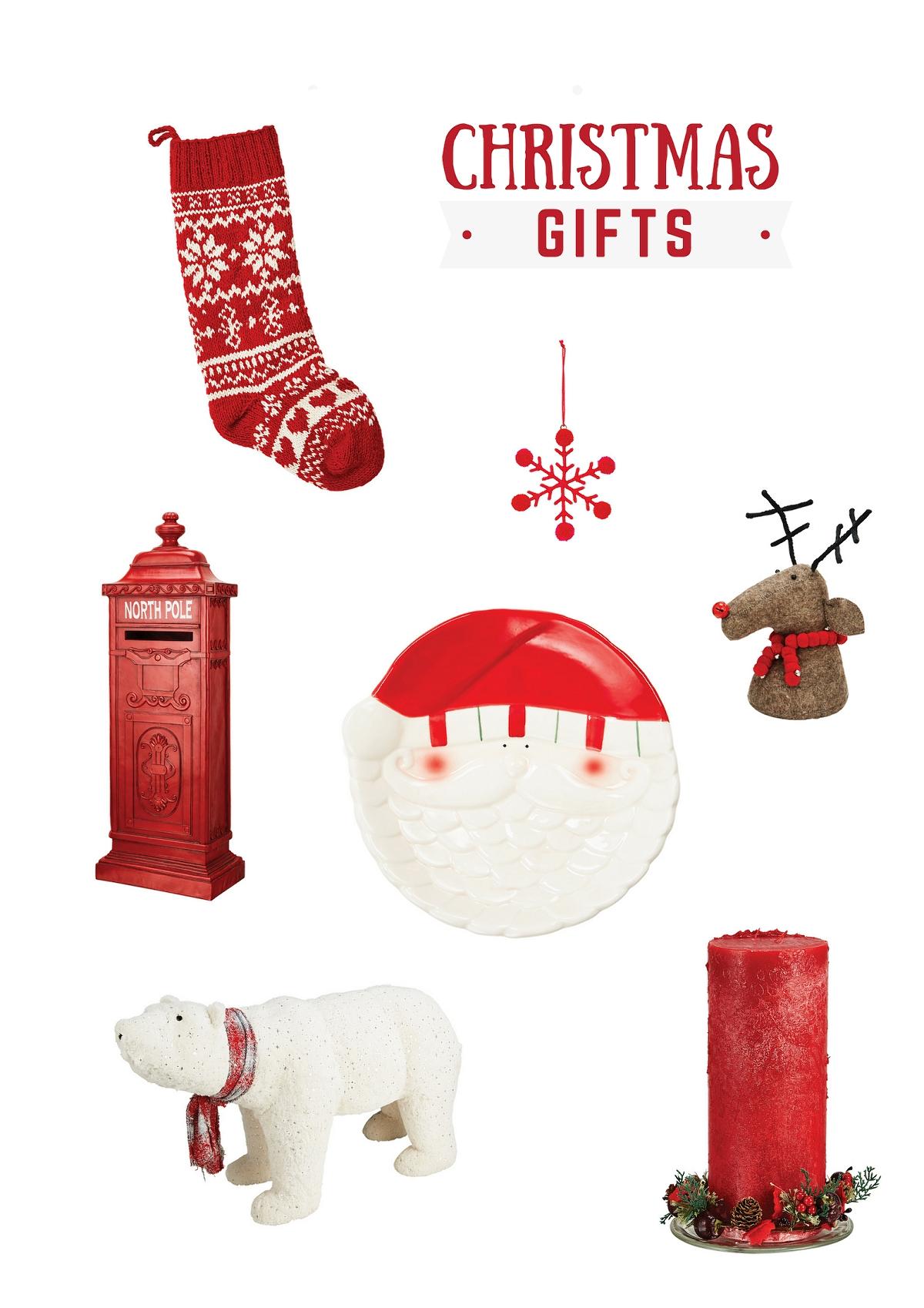 świąteczne prezenty dla każdego TK Maxx czerwień