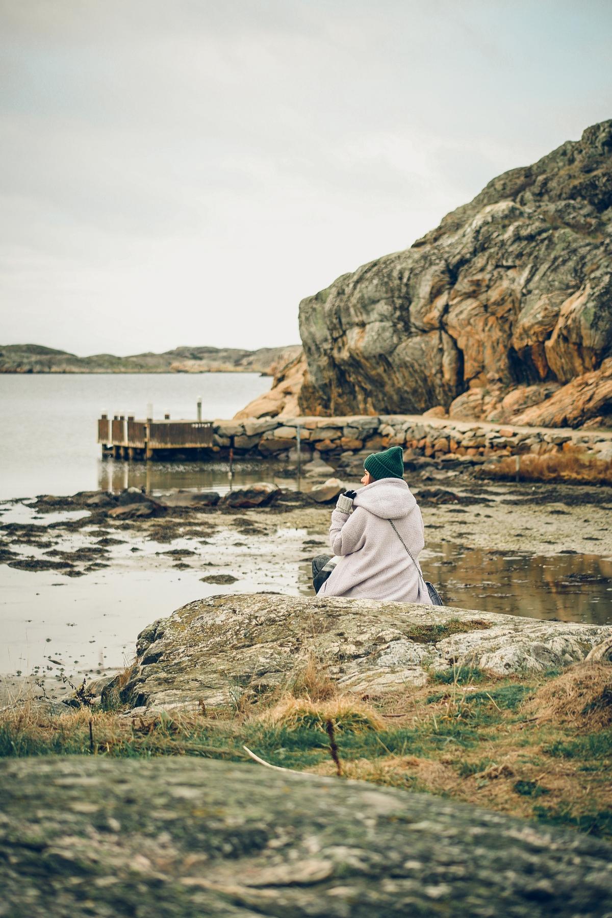Skandynawski look – sesja w Szwecji