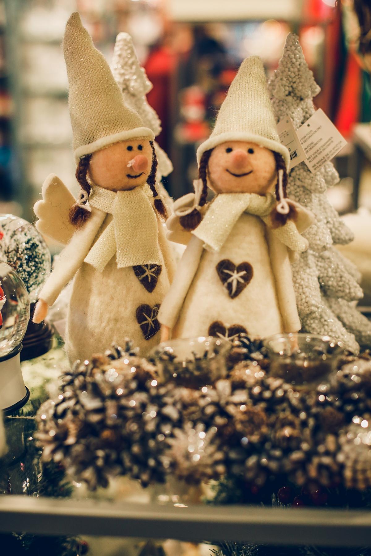 świąteczne prezenty dla każdego TK Maxx anioły